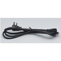 DCACR6RL ***CLEARANCE*** DIRECTCONNECT AC CORD 6' RIGHT ANGLE MALE & LEFT FEMALE