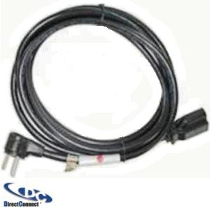 DCEC1410 * DIRECTCONNECT 10' 14GA EXTENSION CORD RIGHT ANGLE PLUG