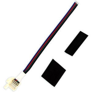 DCLEDDKIT ***CLEARANCE*** LEDBETTER LED STARTER KIT CONTAINS LED STRIPS CONTROLLER CONNECTORS POWER SUPPLY AND ACCESSORIES