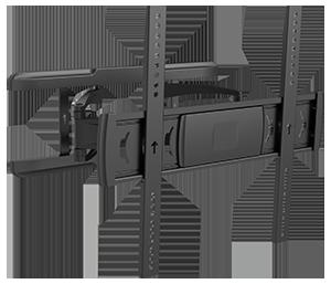 """DCA3255 * DIRECTCONNECT ARTICULATING MOUNT FOR 32 - 55"""" 15o TILT +/-15o TILT 120o SWIVEL +/- 5o LEVEL ADJUST EXTENDS 1.57"""" - 16.14"""" MAX VESA 400X400 UL BLACK"""
