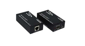 DCC5HIR-1 ***DEMO UNIT SALE*** DIRECTCONNECT HIGH SPEED HDMI 1080P TRANSMIT/RECEIVE VIDEO & DIGITAL AUDIO BALUN SINGLE CAT5E 1080P UP TO 40M OR 1080I 60M OR CAT6 50M AT 1080P NEW GENERATION EDID WITH IR