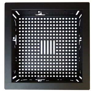 DCTVBB * BLACK DIRECTCONNECT FLAT PANEL BACK BOX MOUNTING GRID FOR TV ACCESSORIES NEW AND EXISTING CONSTRUCTIONI