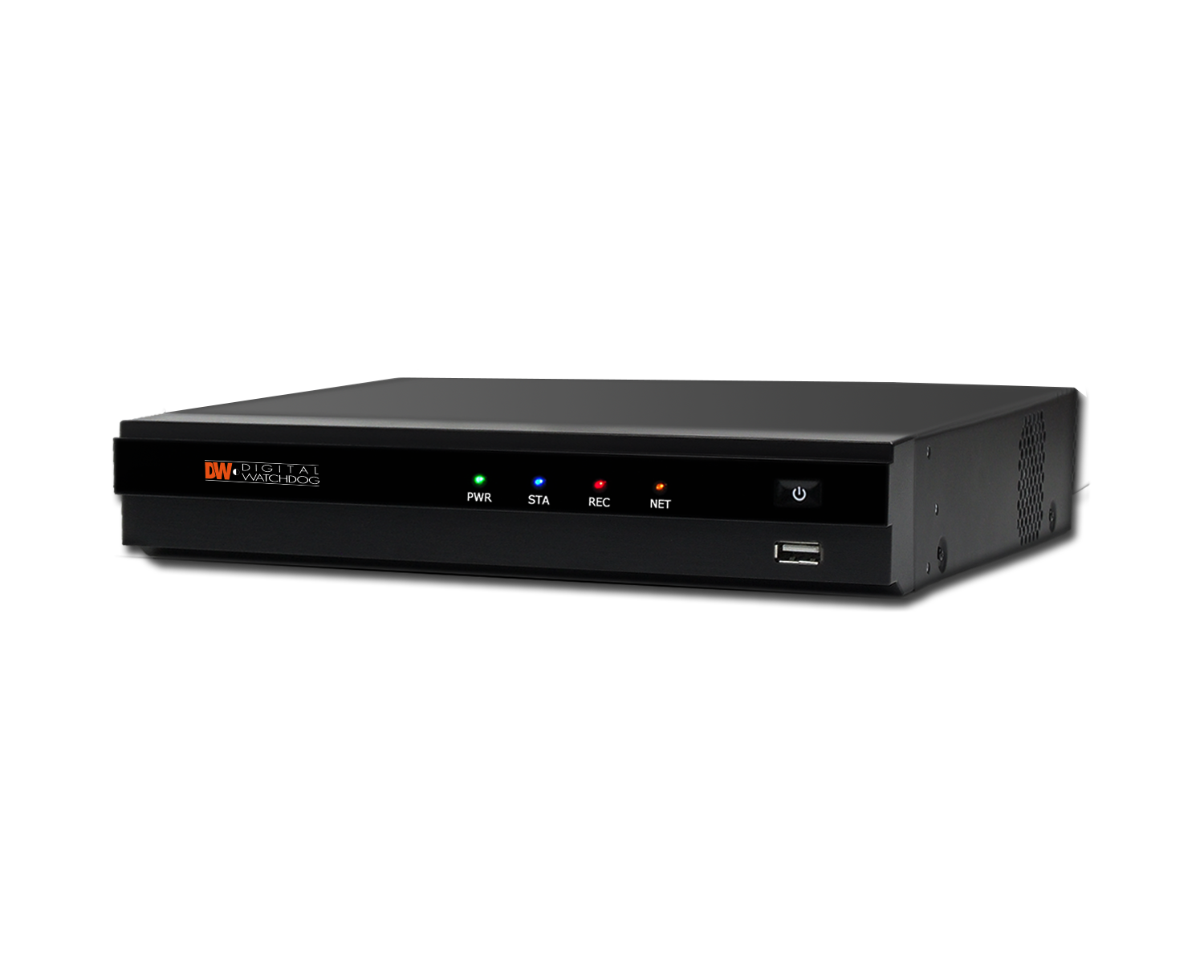 DW-VP94T4P DIGITAL WATCHDOG 9CH 4TB VMAX IP PLUS NVR SUPPORTS UP TO (9) 2.1 MP CAMERAS AT 30FPS (1080P)