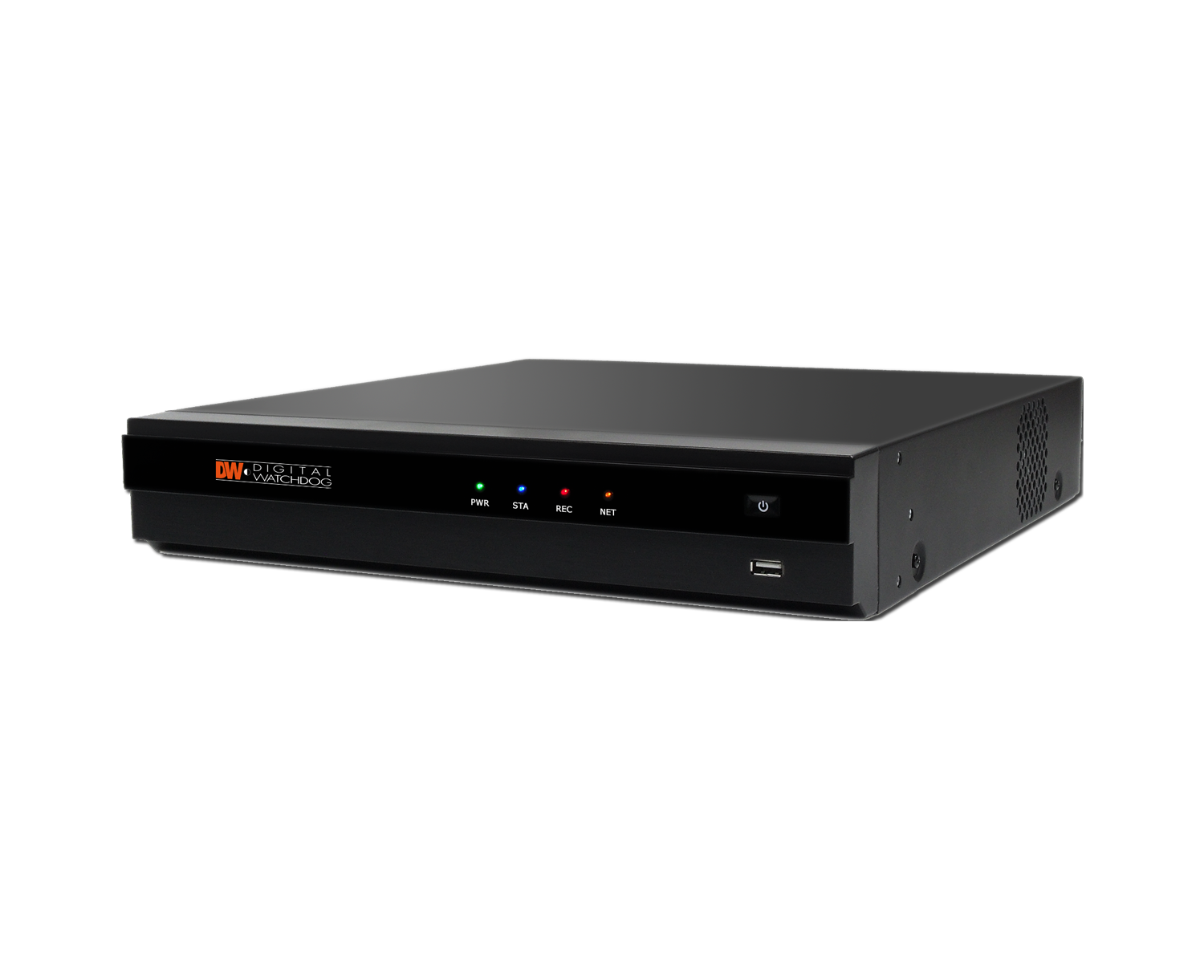 DW-VP123T8P DIGITAL WATCHDOG 3TB VMAX IP PLUS NVR ADVANCED LINUX-BASED EMBEDDED NVR SUPPORTS 12 2.1MP CAMERAS@30FPS 1080P 8 PORT POE SWITCH BUILT IN