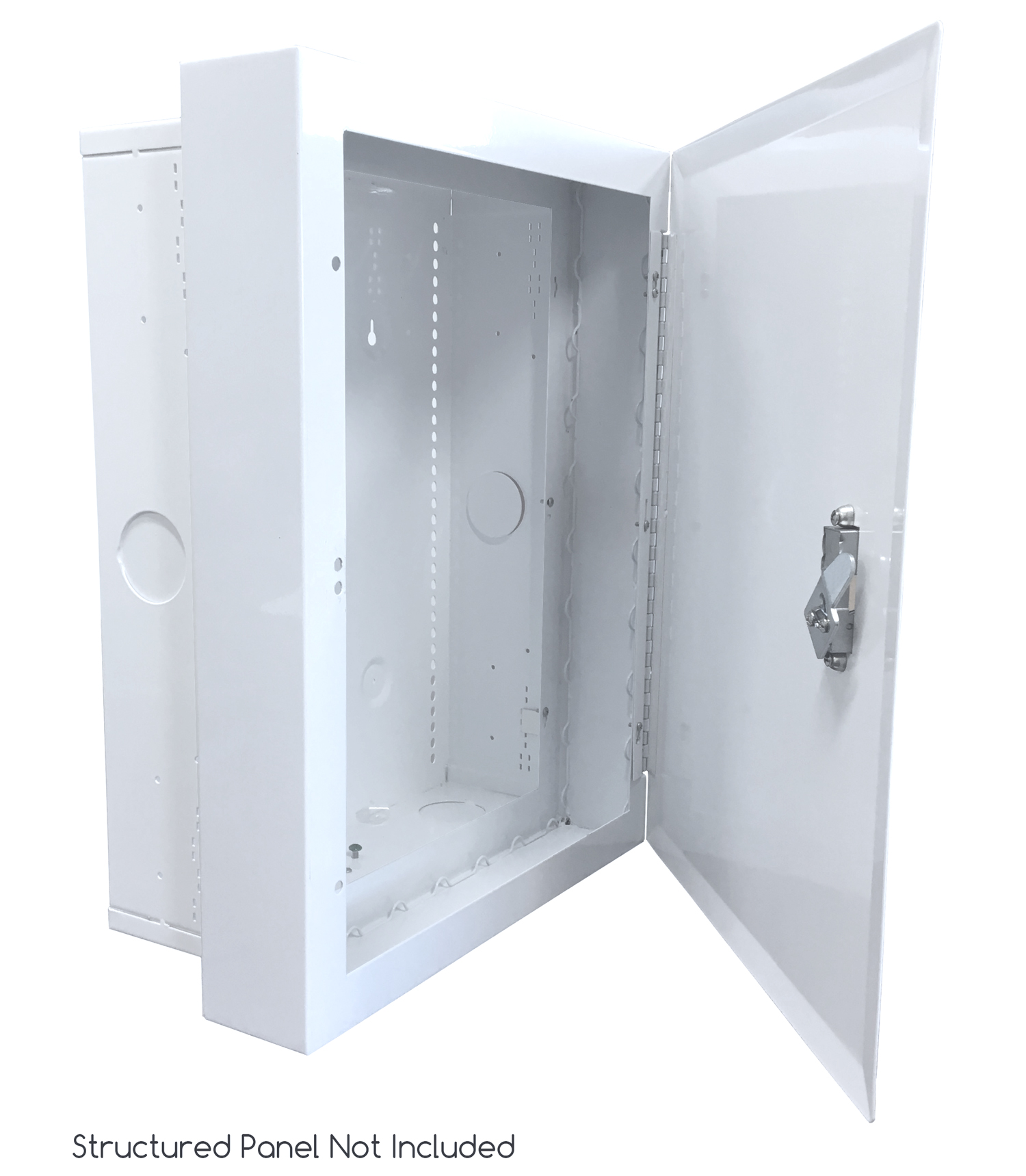 "DCSP28EX * DIRECTCONNECT 28"" DISTRIBUTION PANEL EXTENSION FOR EXTRA DEPTH MOUNTING FLEXIBILILTY EXTENSION ONLY NO LID NO ENCLOSURE *** EXTRA FREIGHT ITEM ***"