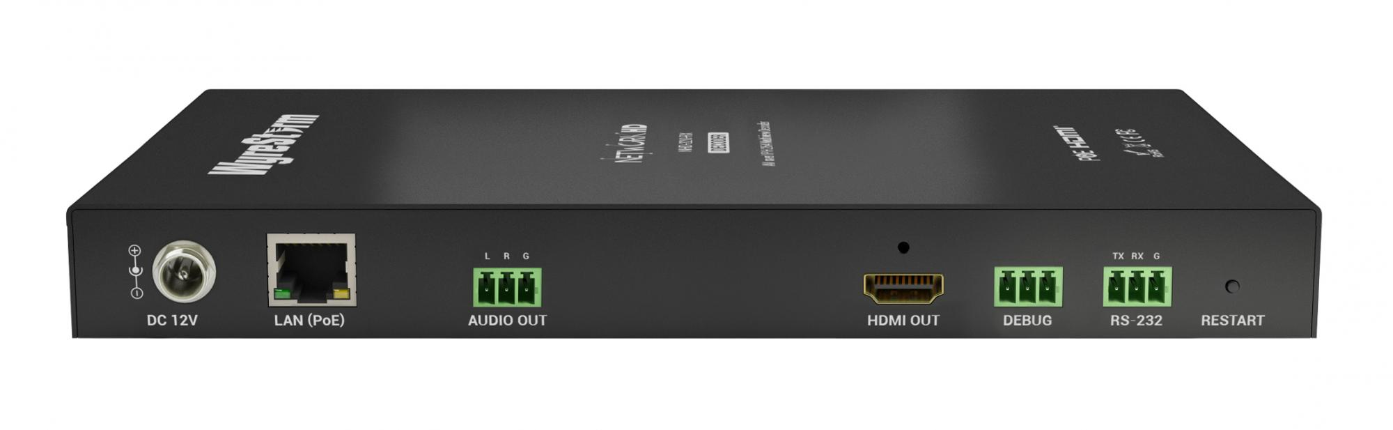 Video Hdmi Products Electronic Custom Distributors Details About 4x4 Cat5e Cat6 Matrix Auto Switch Splitter Extender Wyrenhd 220 Rx Wyrestorm Full Hd Ip H264 Low Bandwidth Streaming Decoder