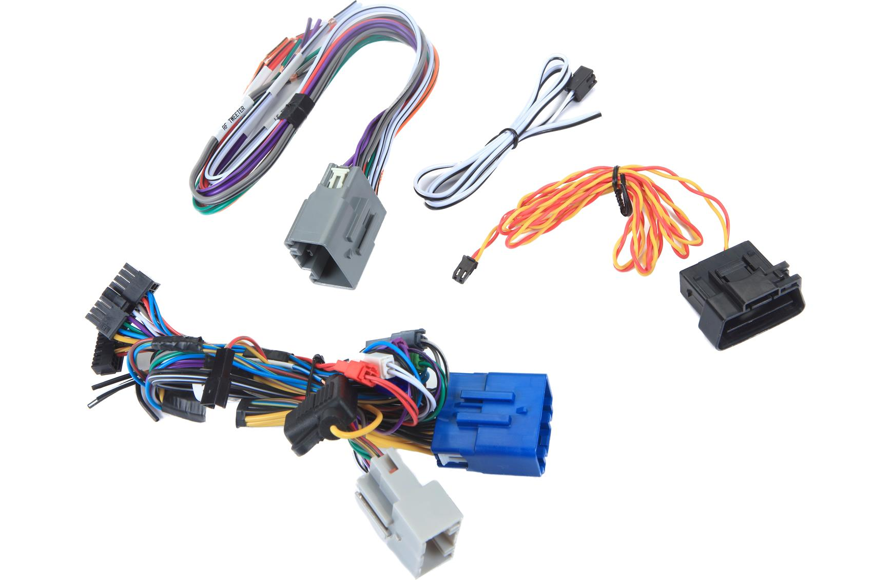 Mobile Electronics Automotive Accessories Installation Harnesses Ford Integration Wire Harness Hrn Ar Fo2 Ads Maestro Afo2 Plug And Play Amplifier For Vehicles