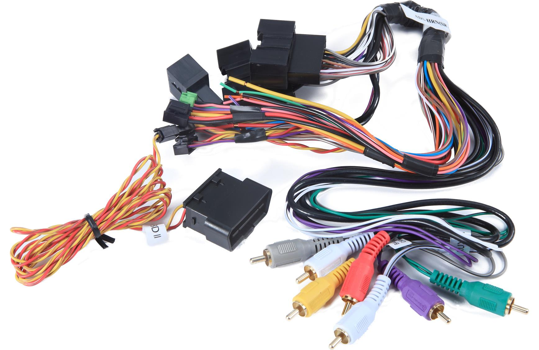 Mobile Electronics Automotive Accessories Installation Harnesses 70 5521 Wiring Diagram Hrn Rr Fo2 Ads Maestro Plug And Play T Harness For Ford