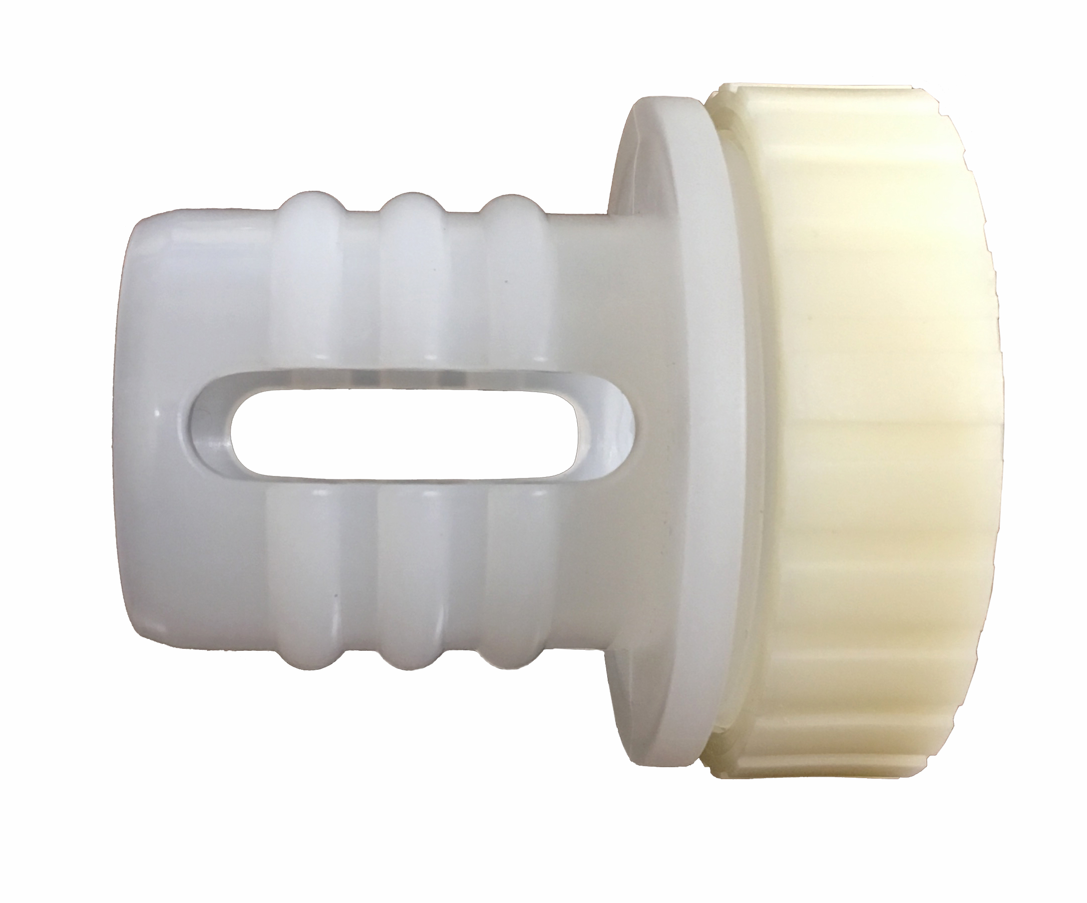 """DCPC150ADC * DIRECTCONNECT 1.5"""" CONDUIT ADAPTER FROM 1.5"""" TO 2"""" NUT COUPLER"""