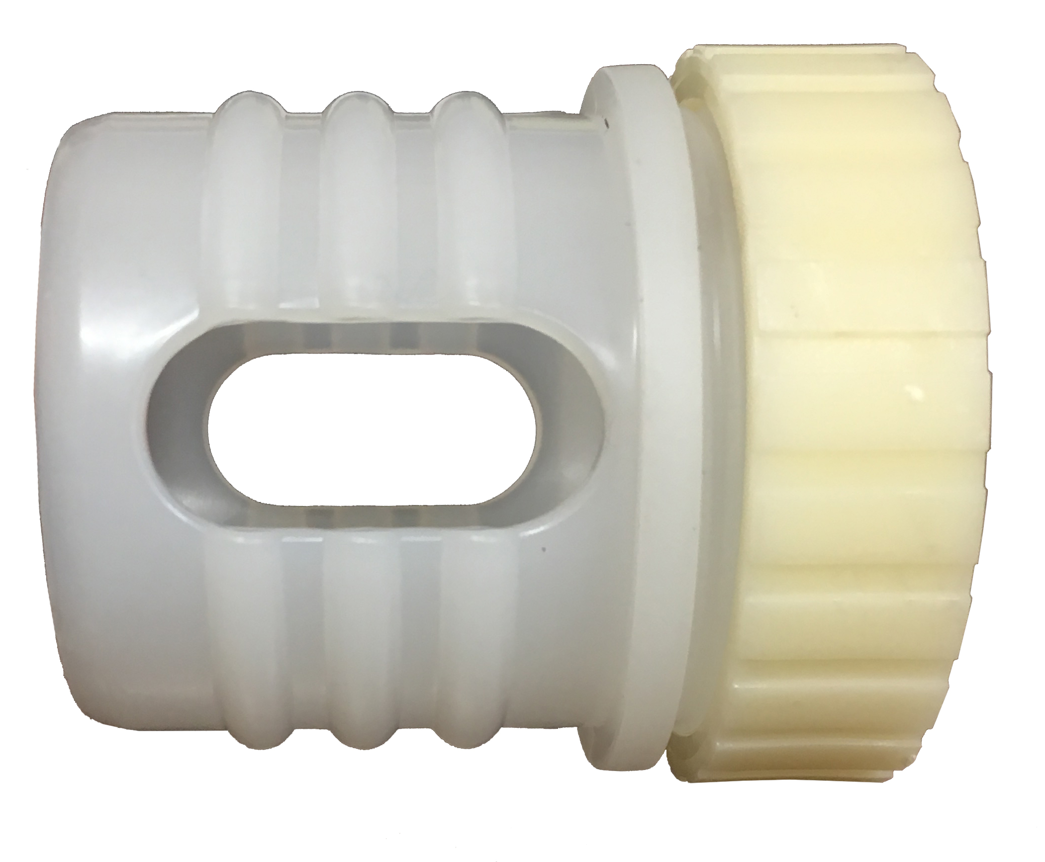 """DCPC200ADC * DIRECTCONNECT 2"""" CONDUIT ADAPTER 2"""" TO 2"""" NUT COUPLER"""
