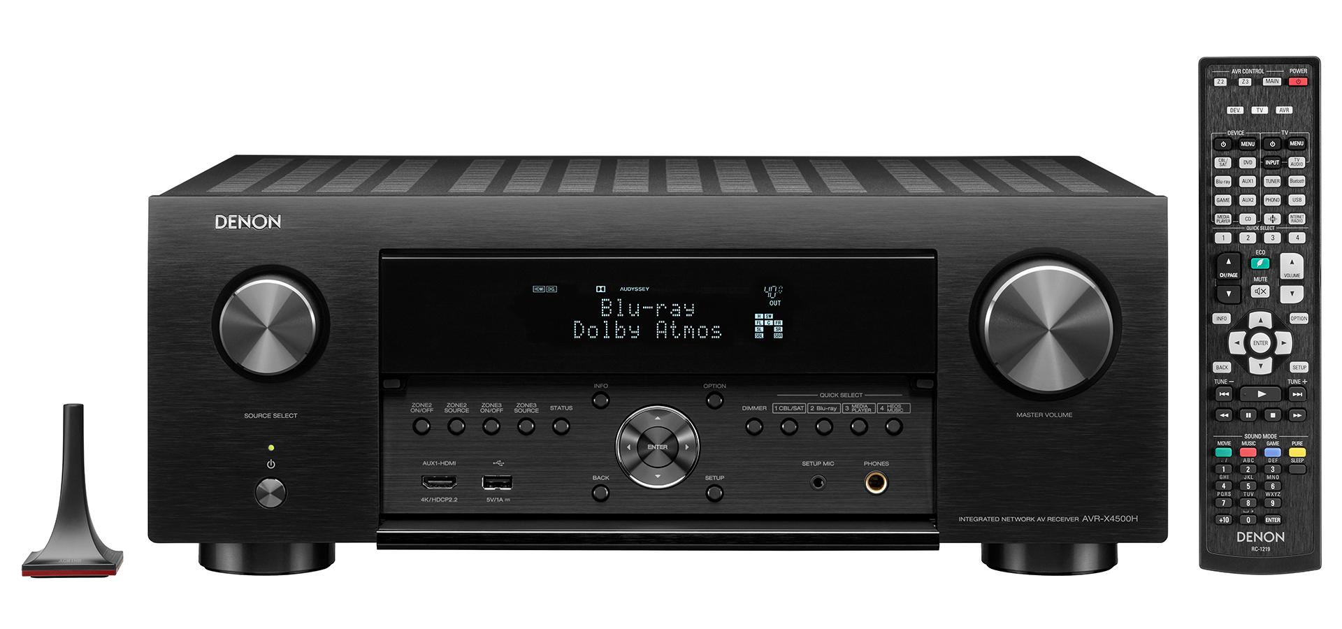 DNAVR-X4500H DENON   Electronic Custom Distributors