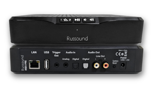 Russound 1550-536342 6 SOURCE//6 ZONE CONTROLLER AMP