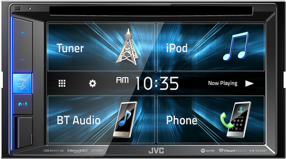 Mobile Electronics Automotive Head Units | Electronic Custom